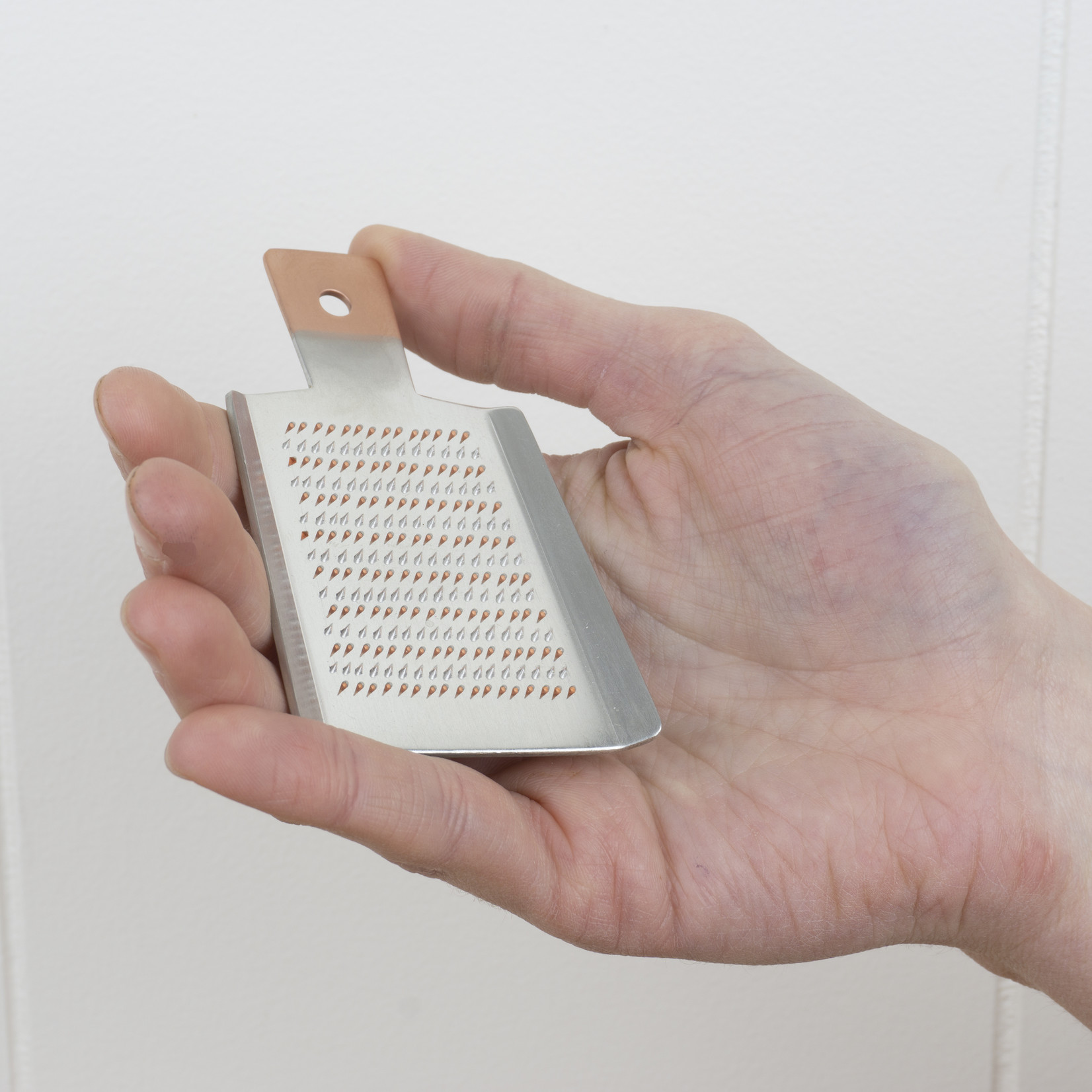 Small Copper Ginger Grater