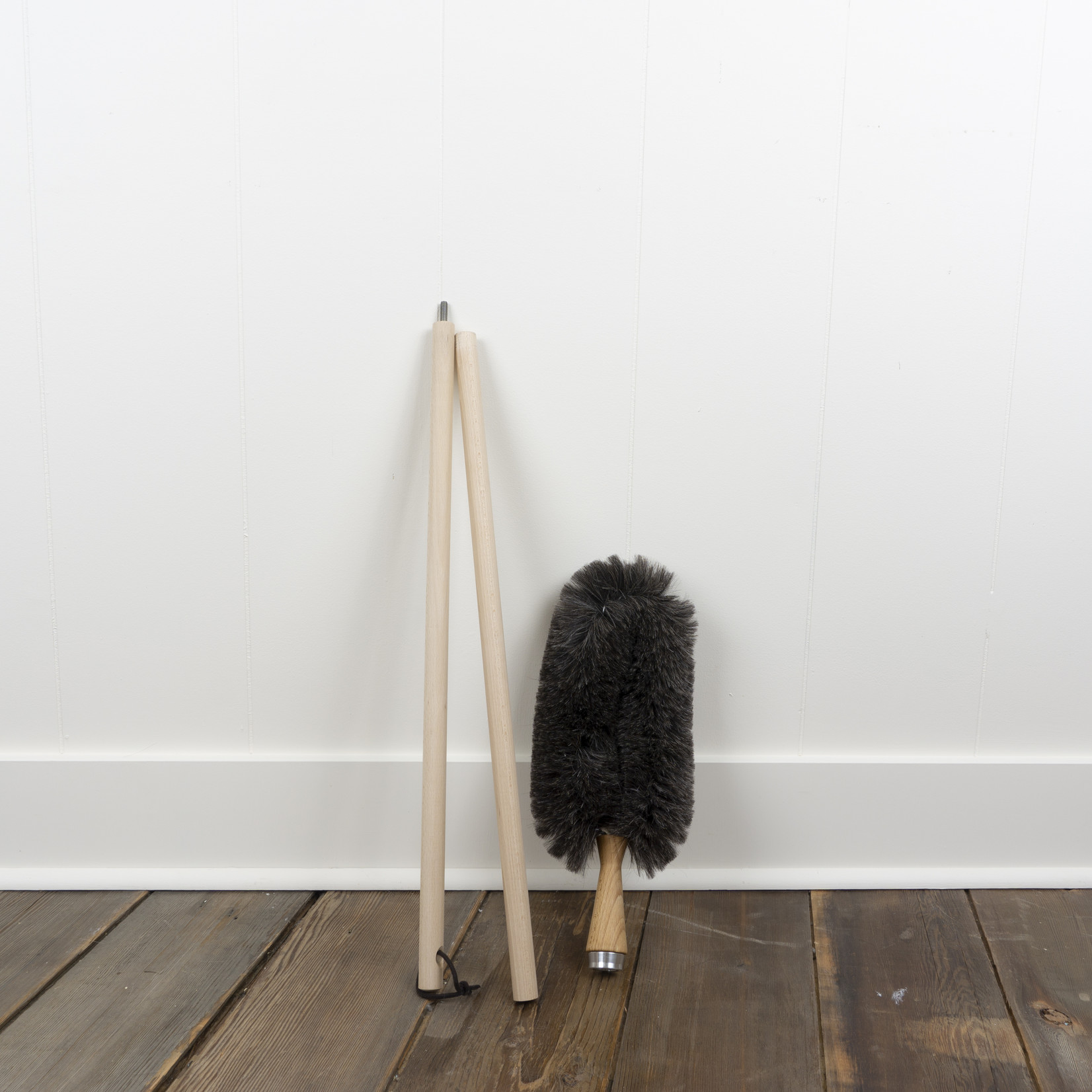 Collapsible Broom Handle
