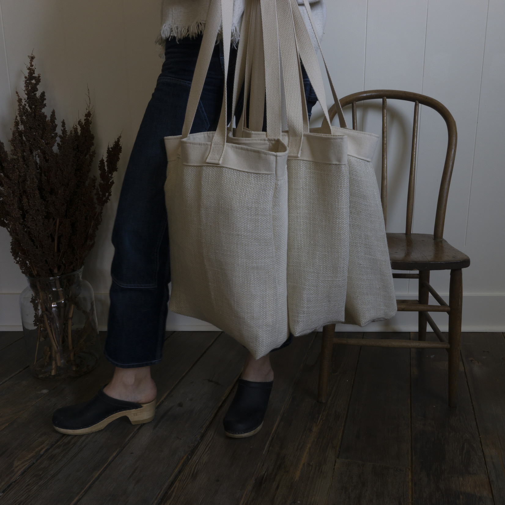 New Old Friend Reusable Shopping Bag