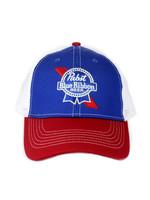 Pabst Pabst Red Bill Mesh Trucker Hat