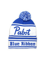 Pabst Pabst Blue Knit Script Beanie