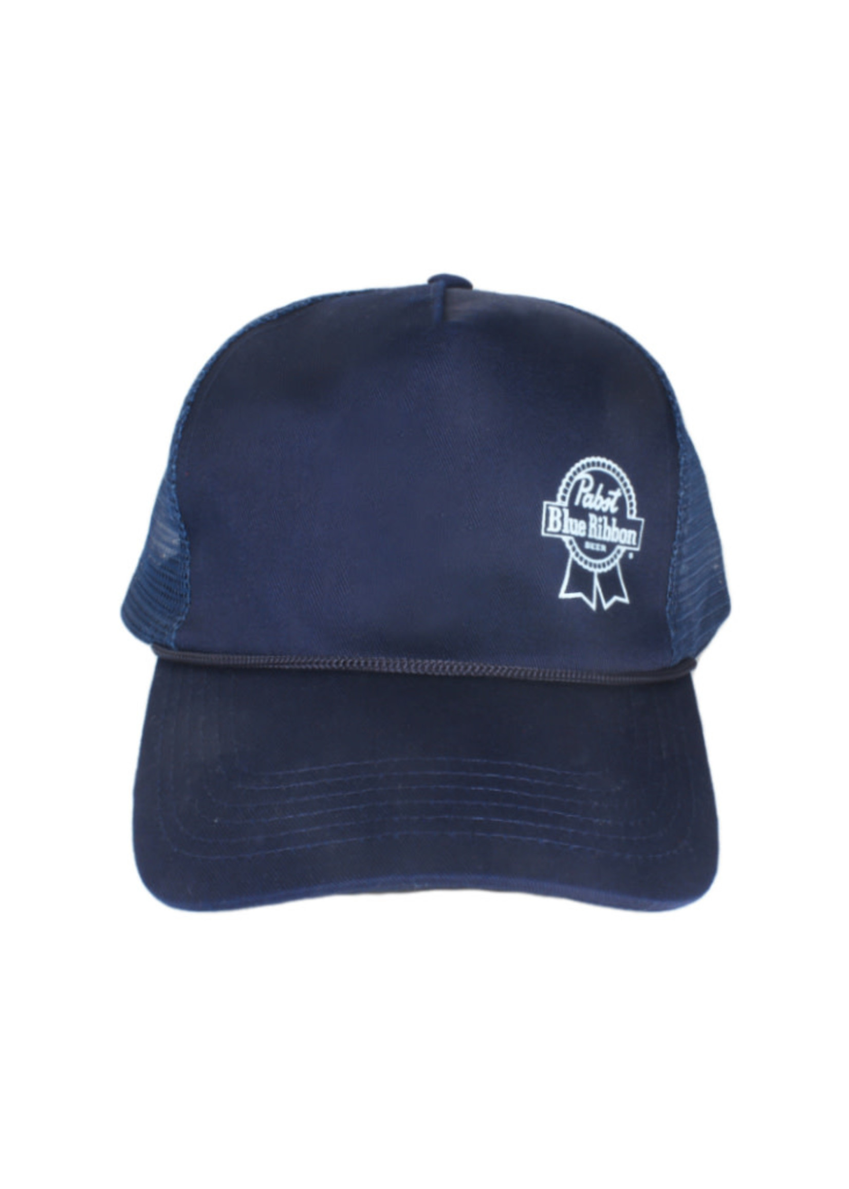 Pabst Pabst Navy Mesh Trucker Hat