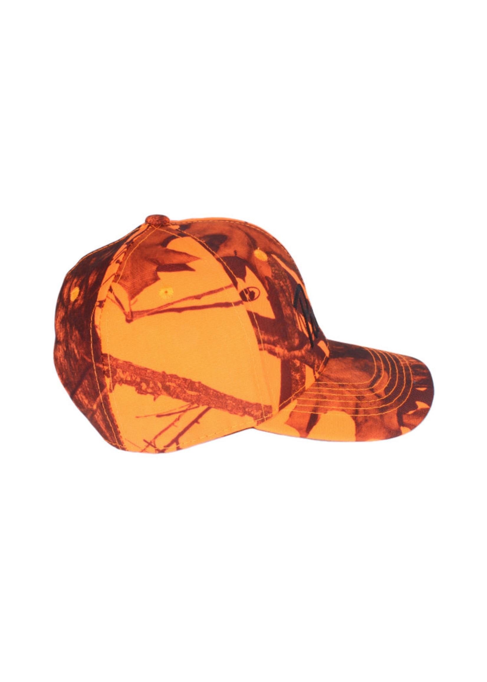Pabst Pabst Orange Camo Cap