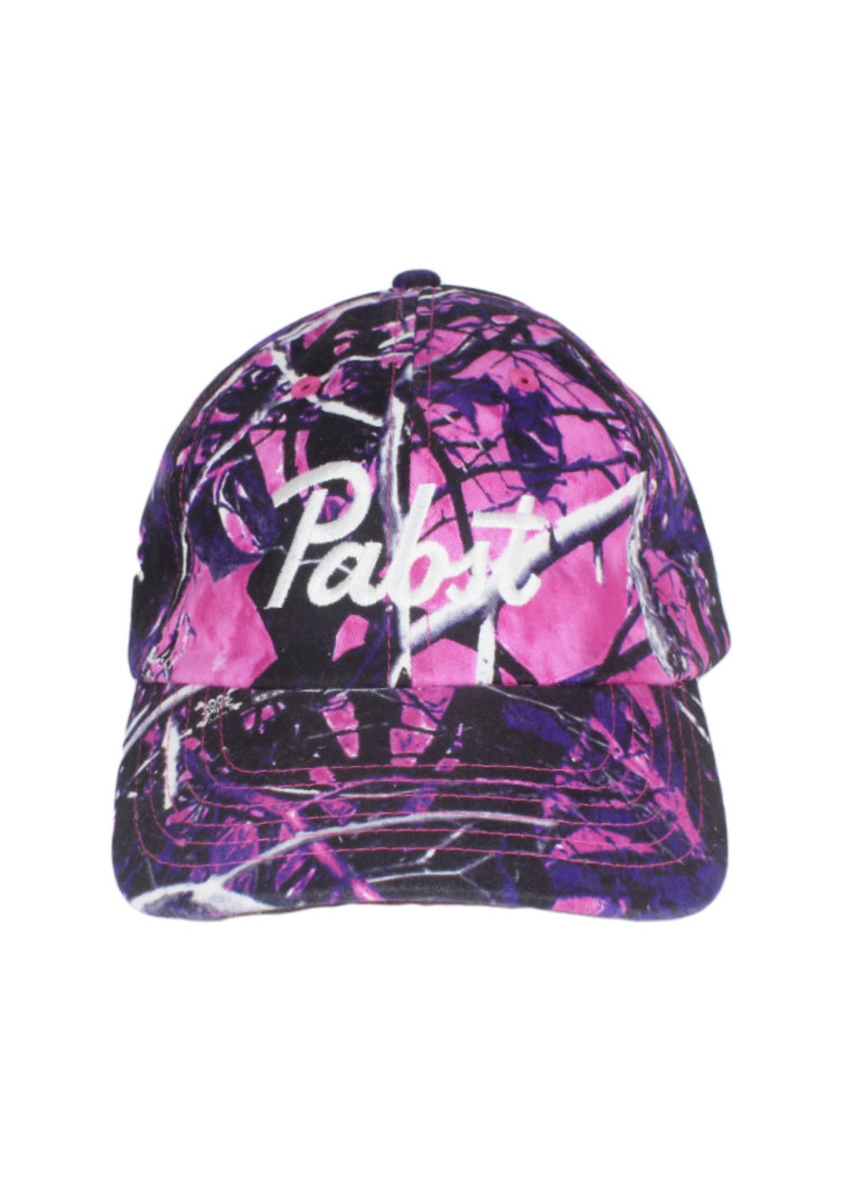 Pabst Pabst Pink Camo Cap
