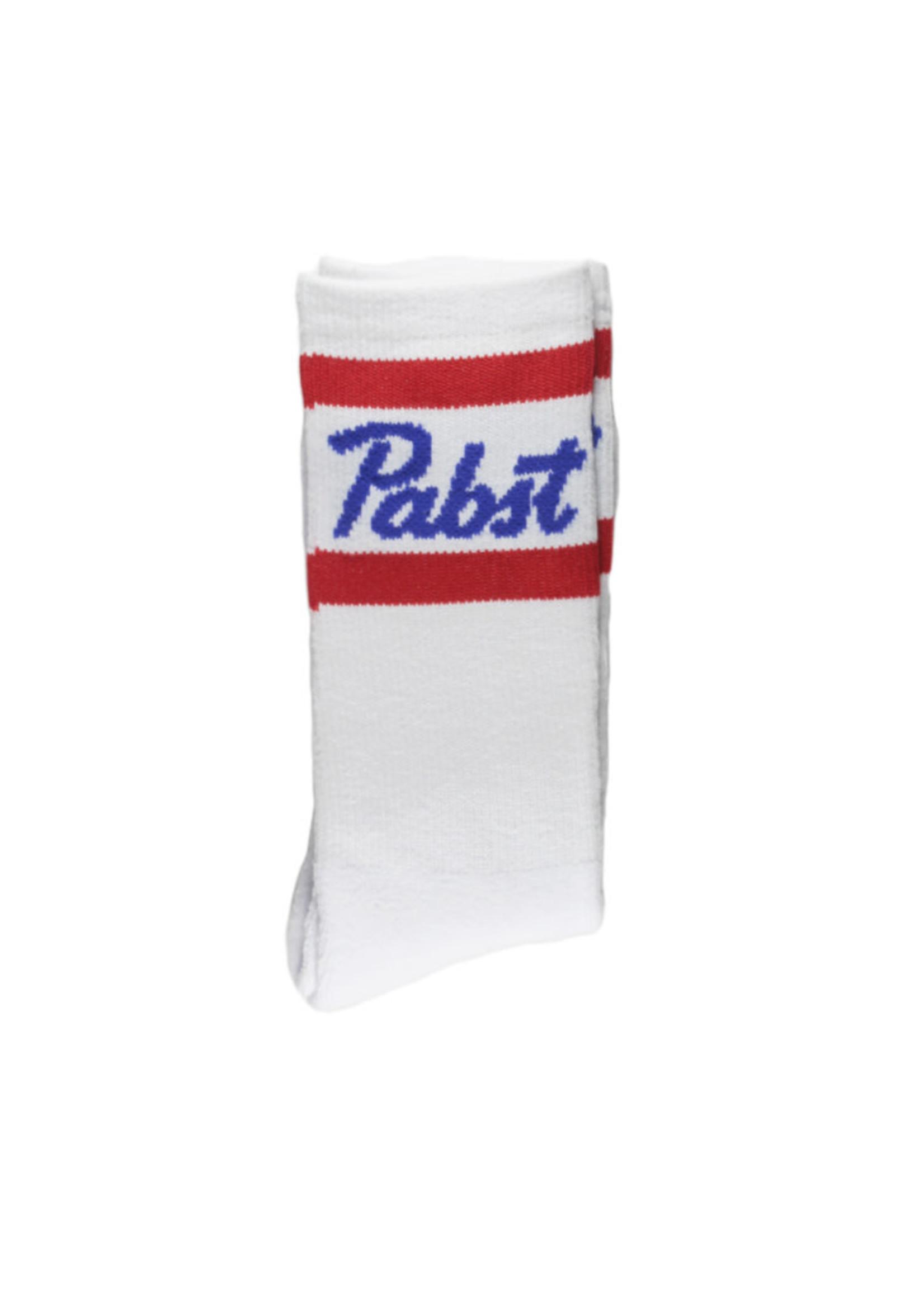 Pabst Pabst White Socks