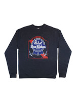 Pabst Pabst Arch Crew Neck Navy