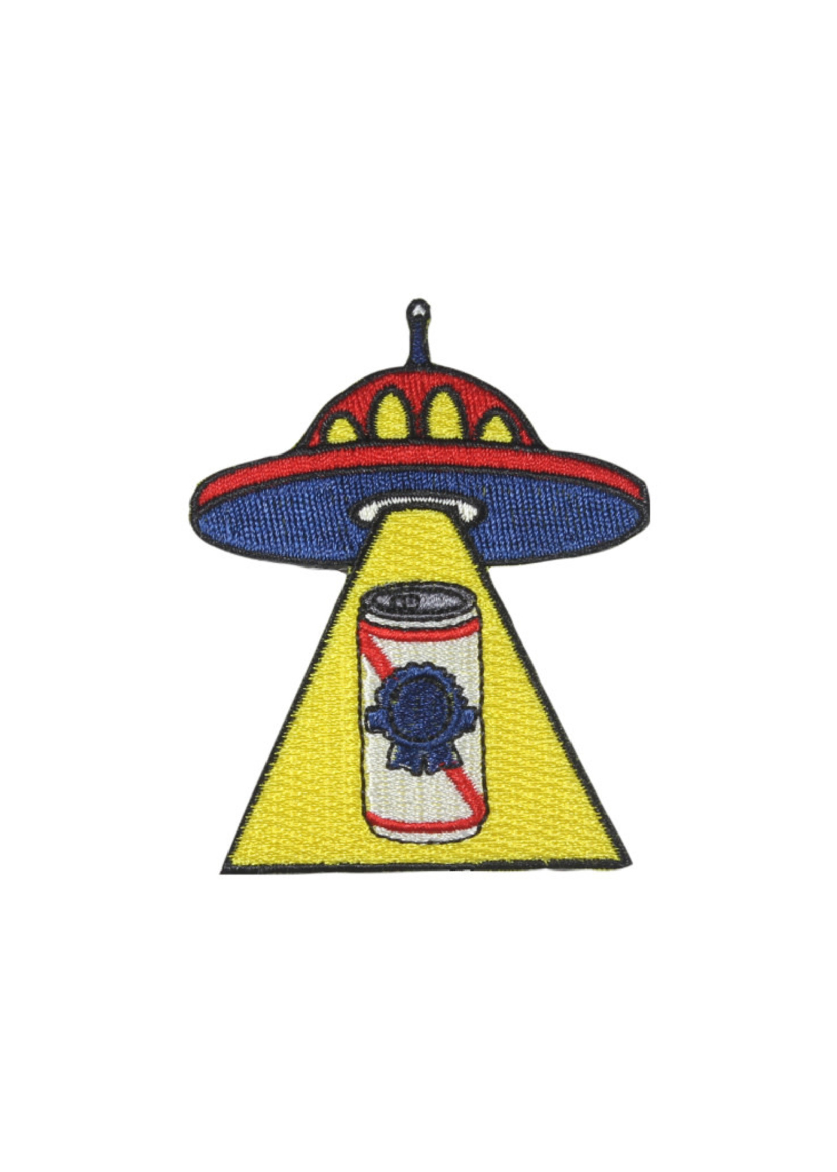 Pabst Pabst Patch - UFO Art