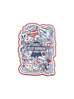Pabst Pabst Patch - Kelly Art