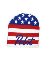 Pabst Pabst Beanie USA Striped