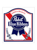 Pabst Pabst Arch Heritage Sticker