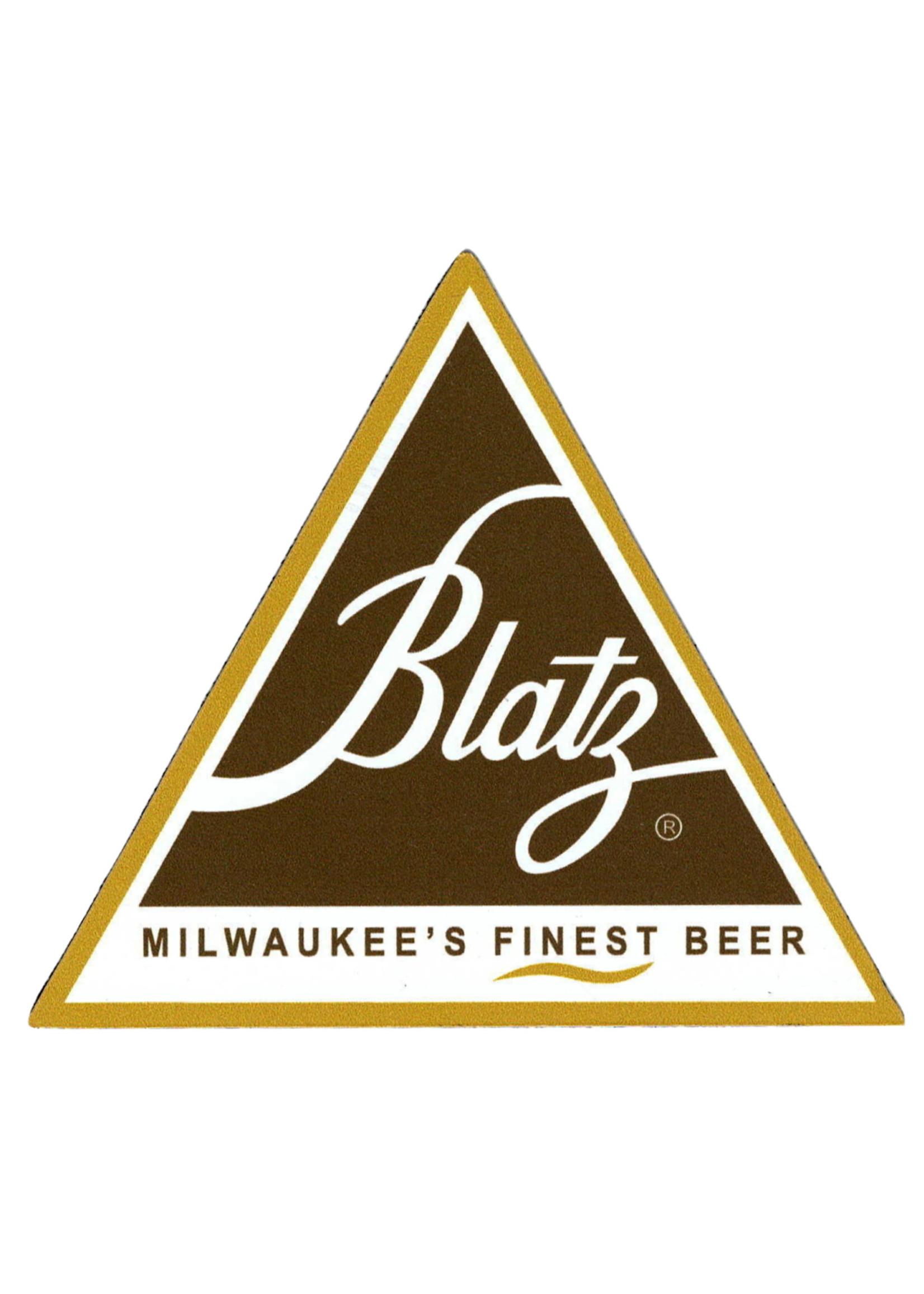 Blatz Blatz Triangle Logo Magnet