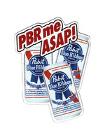 Pabst PBR me ASAP Magnet