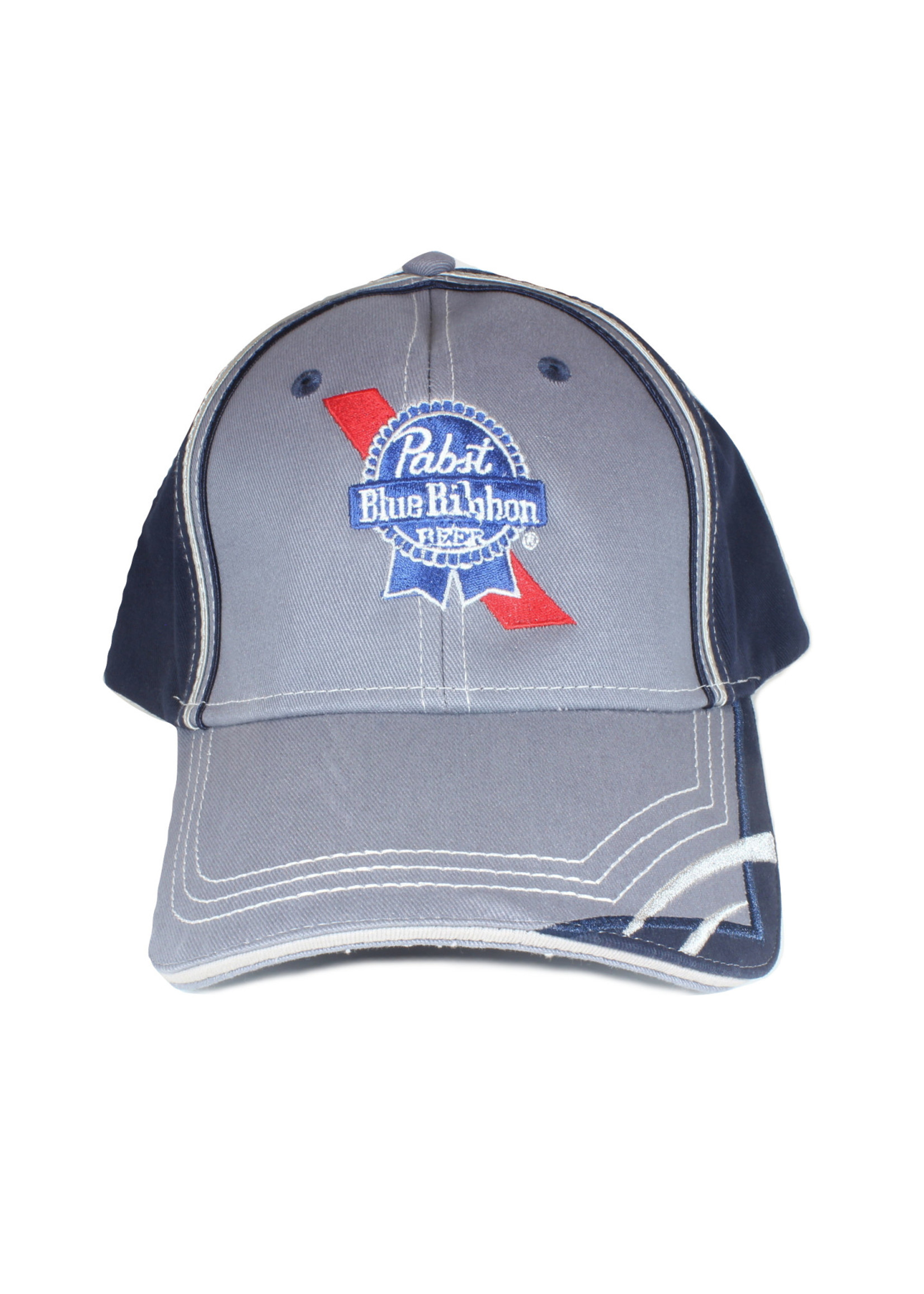 Pabst Pabst Piped Grey/Navy Cap