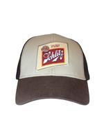 Schlitz Schlitz Rhomboid Trucker Hat