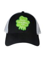 Pabst Pabst Shamrock Mesh Trucker Hat