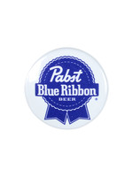 Pabst Pabst Mini Logo Button