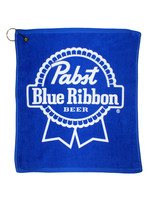 Pabst Pabst Blue Golf Towel