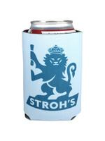 Strohs Stroh's 12oz Blue Koozie