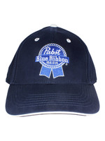 Pabst Pabst Navy Ribbon Hat
