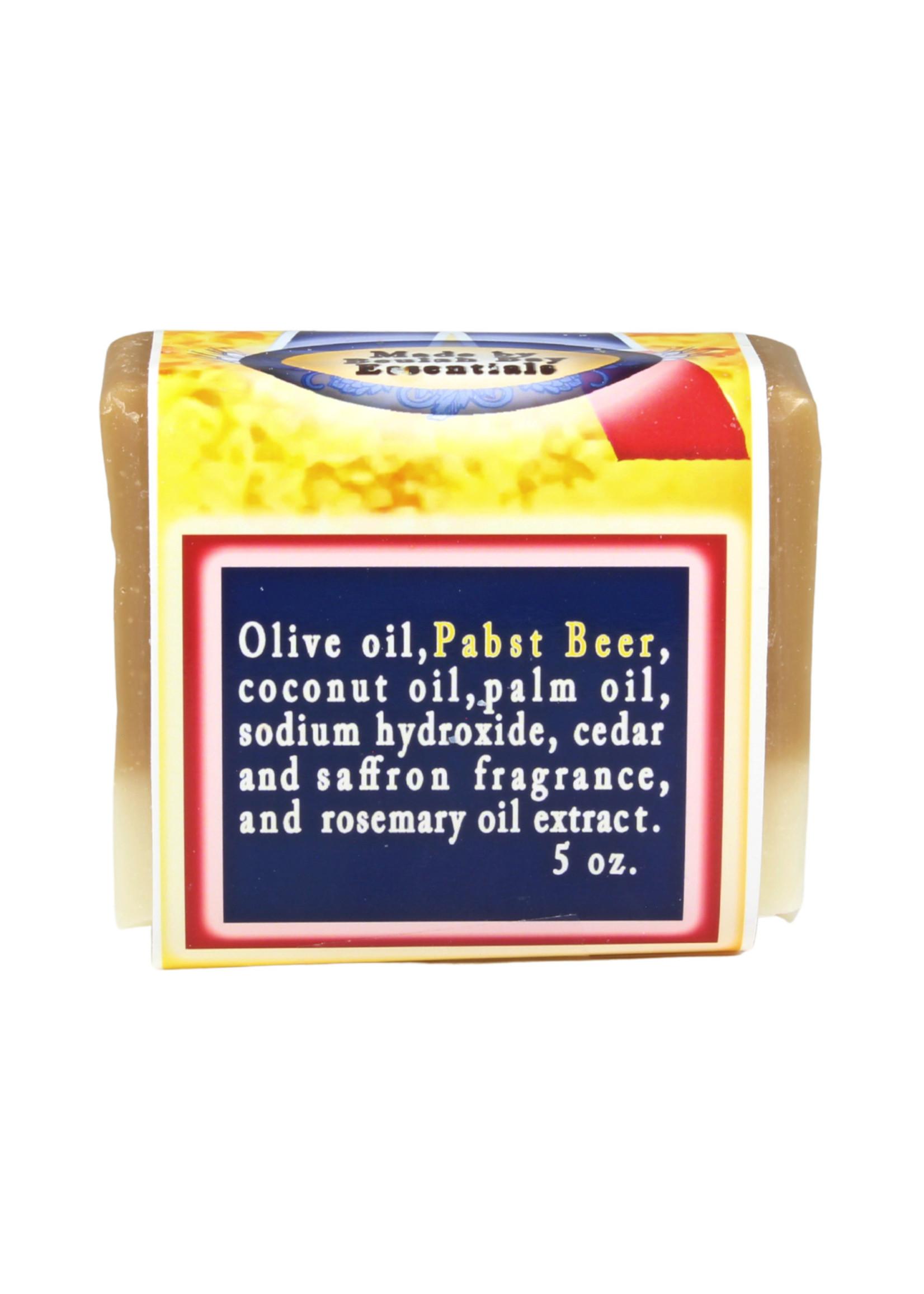 Cedar Beer Soap