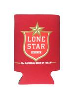 Lone Star Lone Star Red 12oz Koozie