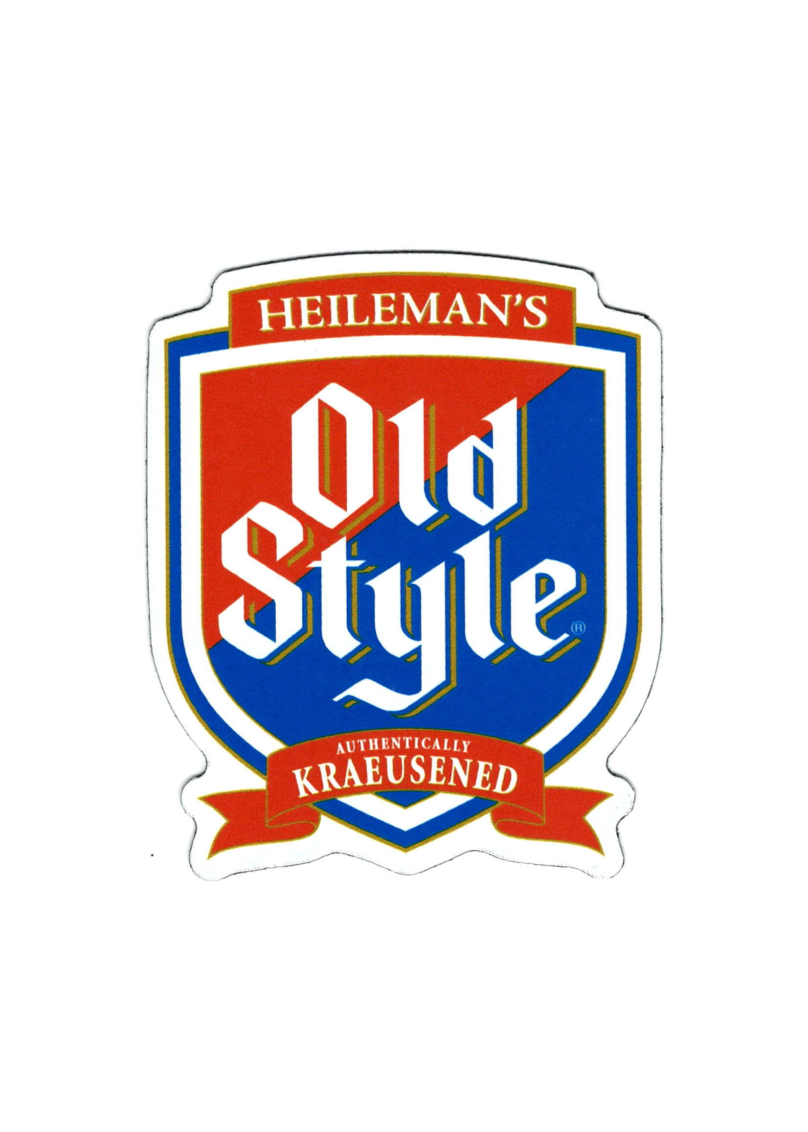 Old Style Old Style Shield Magnet