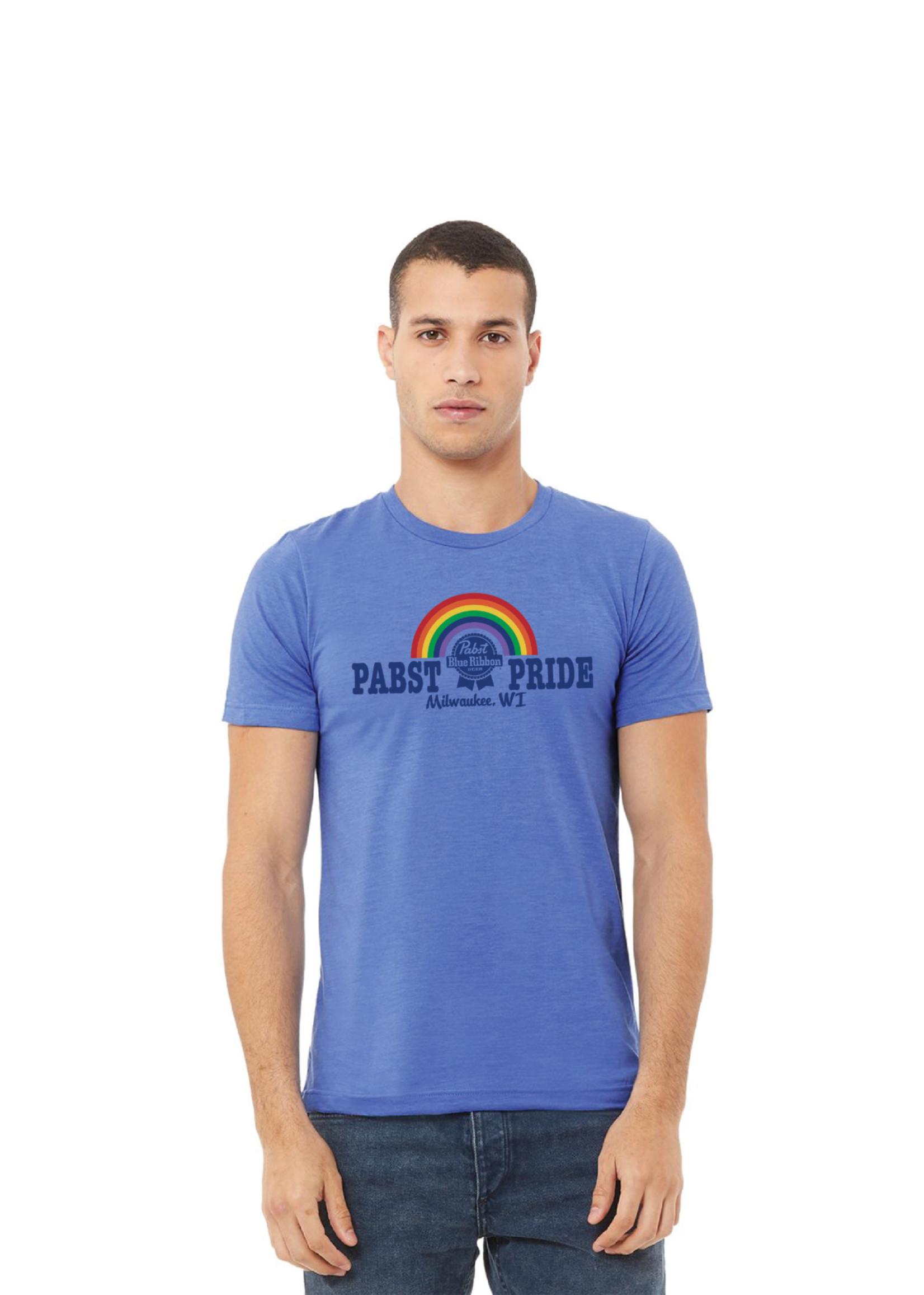 Pabst Pabst Pride Blue Tee