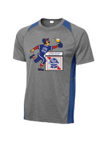 Pabst Pabst Cool Blue Baseball Jersey