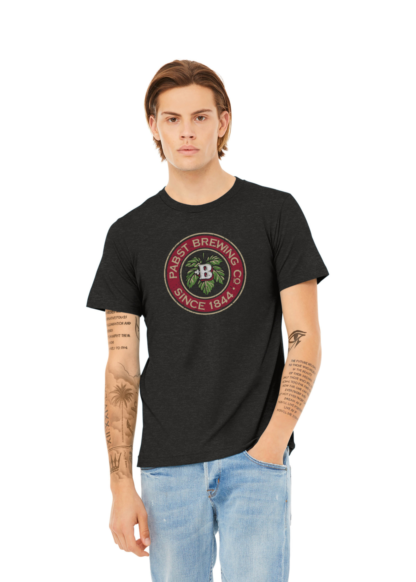 Pabst Pabst Corporate Logo Tee