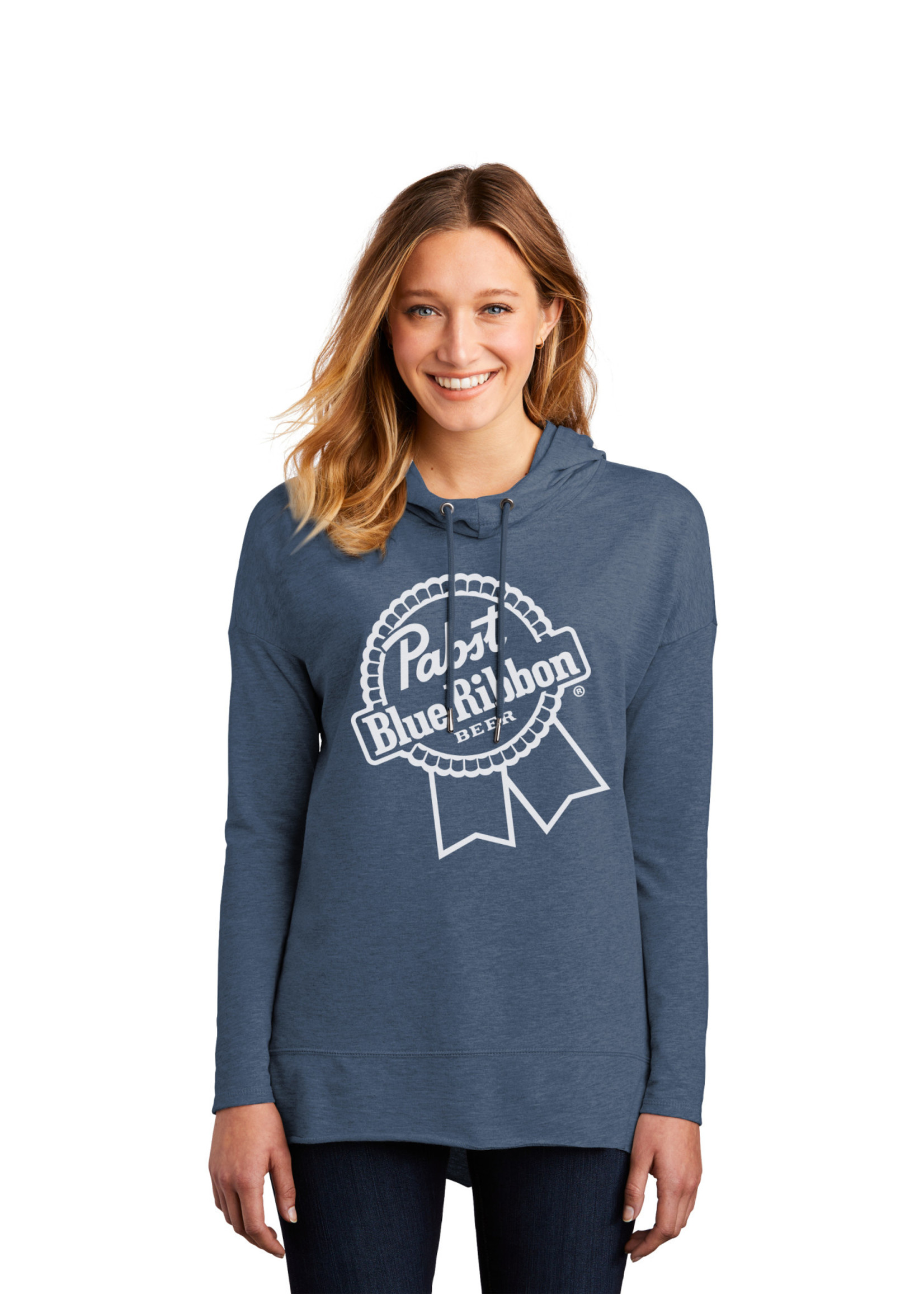 Pabst Women's Pabst Tilted Ribbon Hoodie