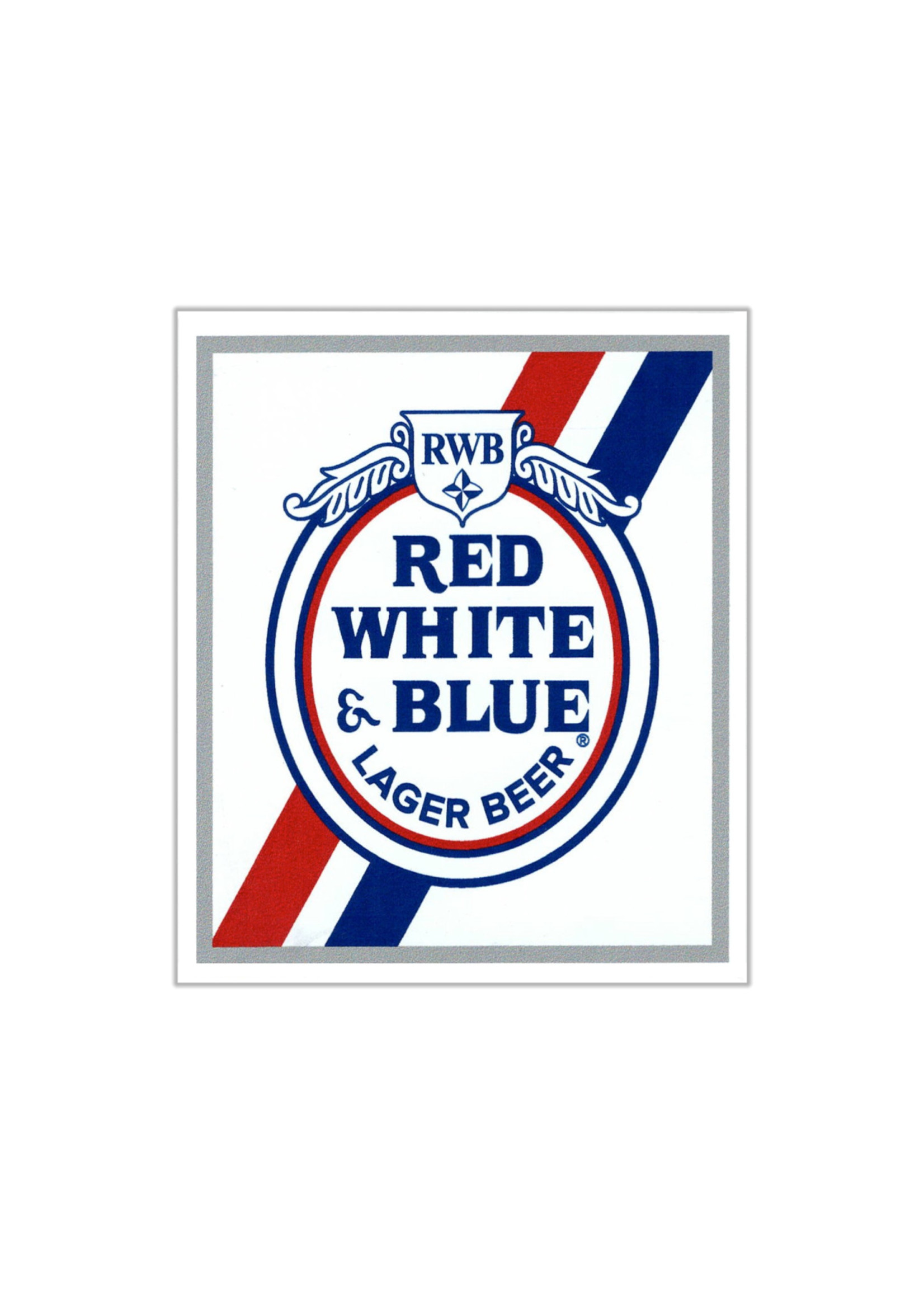 RWB RWB Logo Magnet