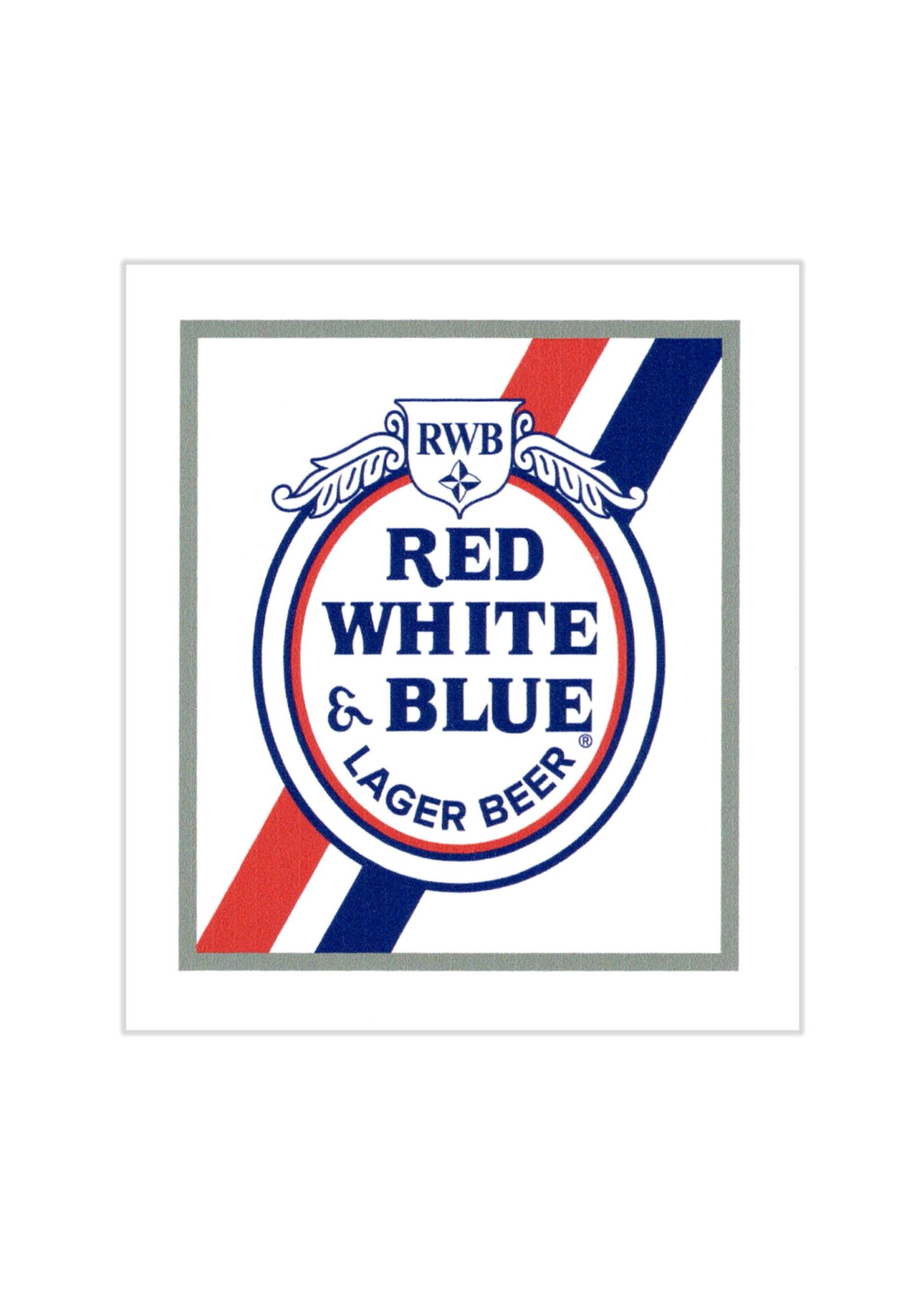RWB RWB Logo Sticker