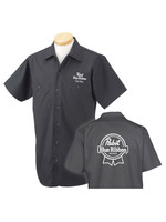 Pabst Pabst Charcoal Work Shirt