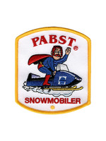 Pabst Pabst Snowmobiler Patch