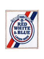 RWB Red White & Blue Patch