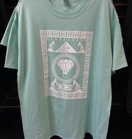Dripping Diamond T-Shirt Mint