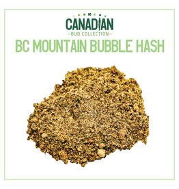 Canna Farms - BC Mountain Bubble Hash - 1G