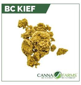 Canna Farms Canna Farms - BC Kief 1G
