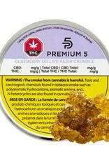 Premium5 Premium 5 - Glueberry OG Live Resin Crumble - 0.5G