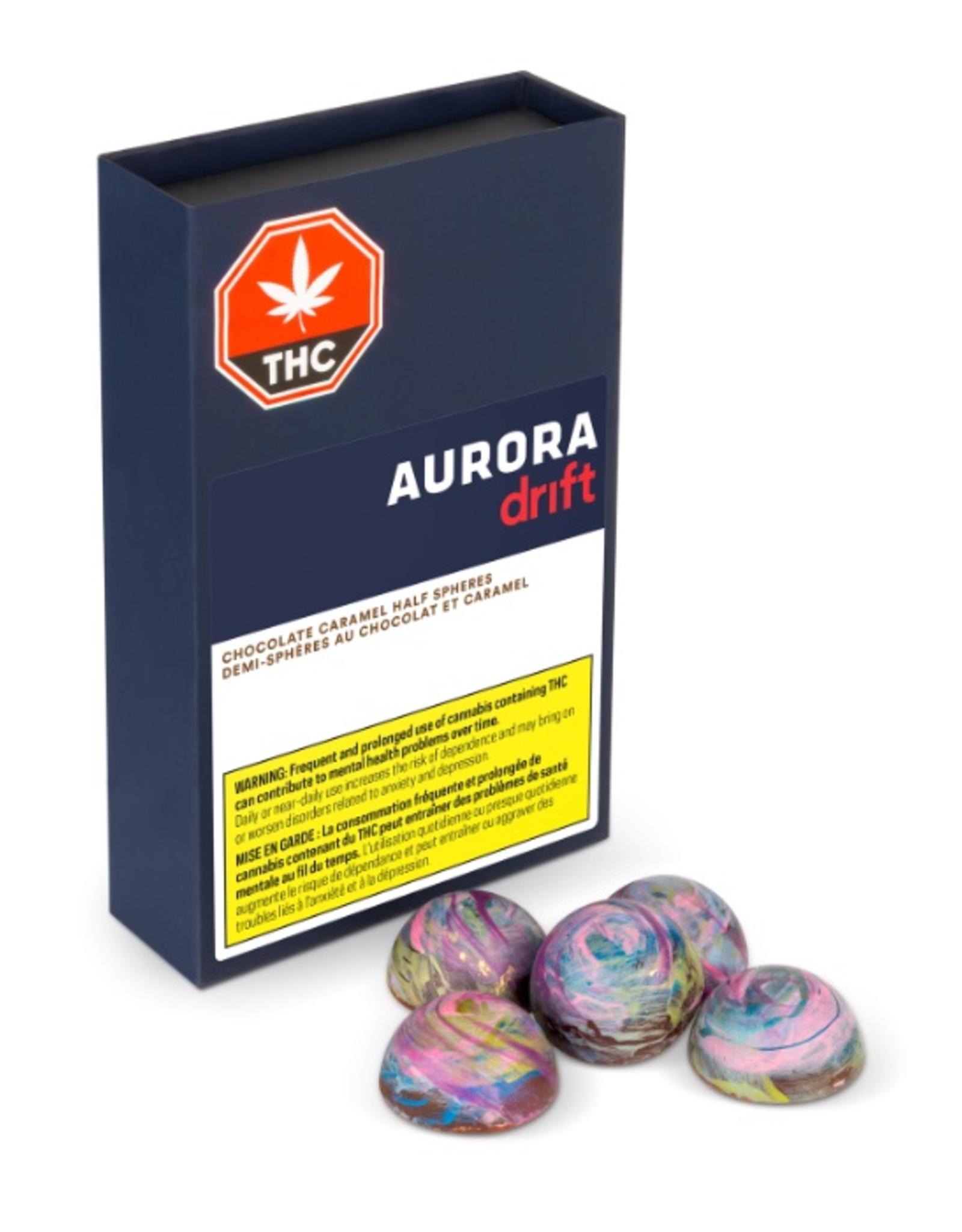 Aurora Aurora Drift - Chocolate Caramel Half Spheres