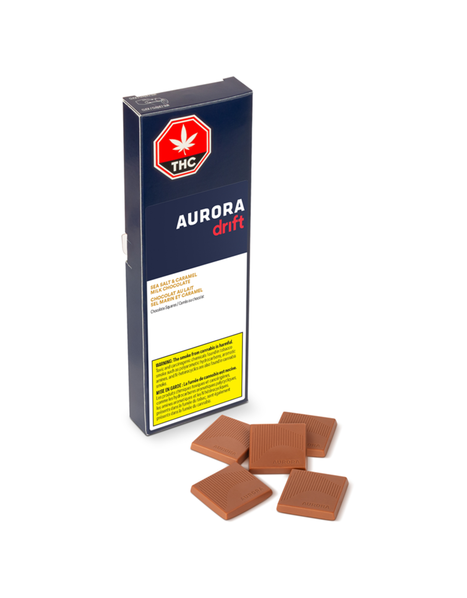 Aurora Aurora Drift - Sea Salt & Caramel Milk Chocolate