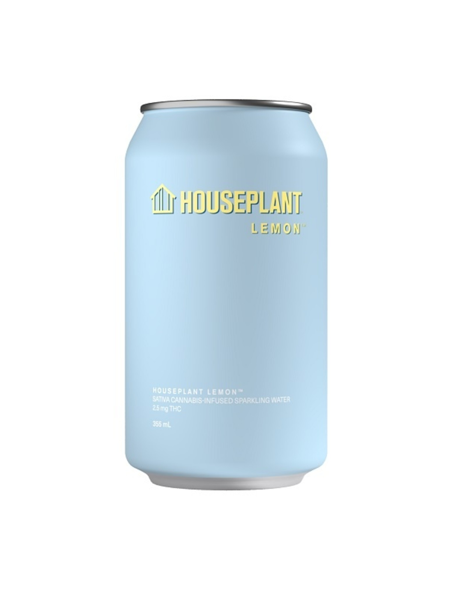 Houseplant Houseplant - Lemon Sparkling Water