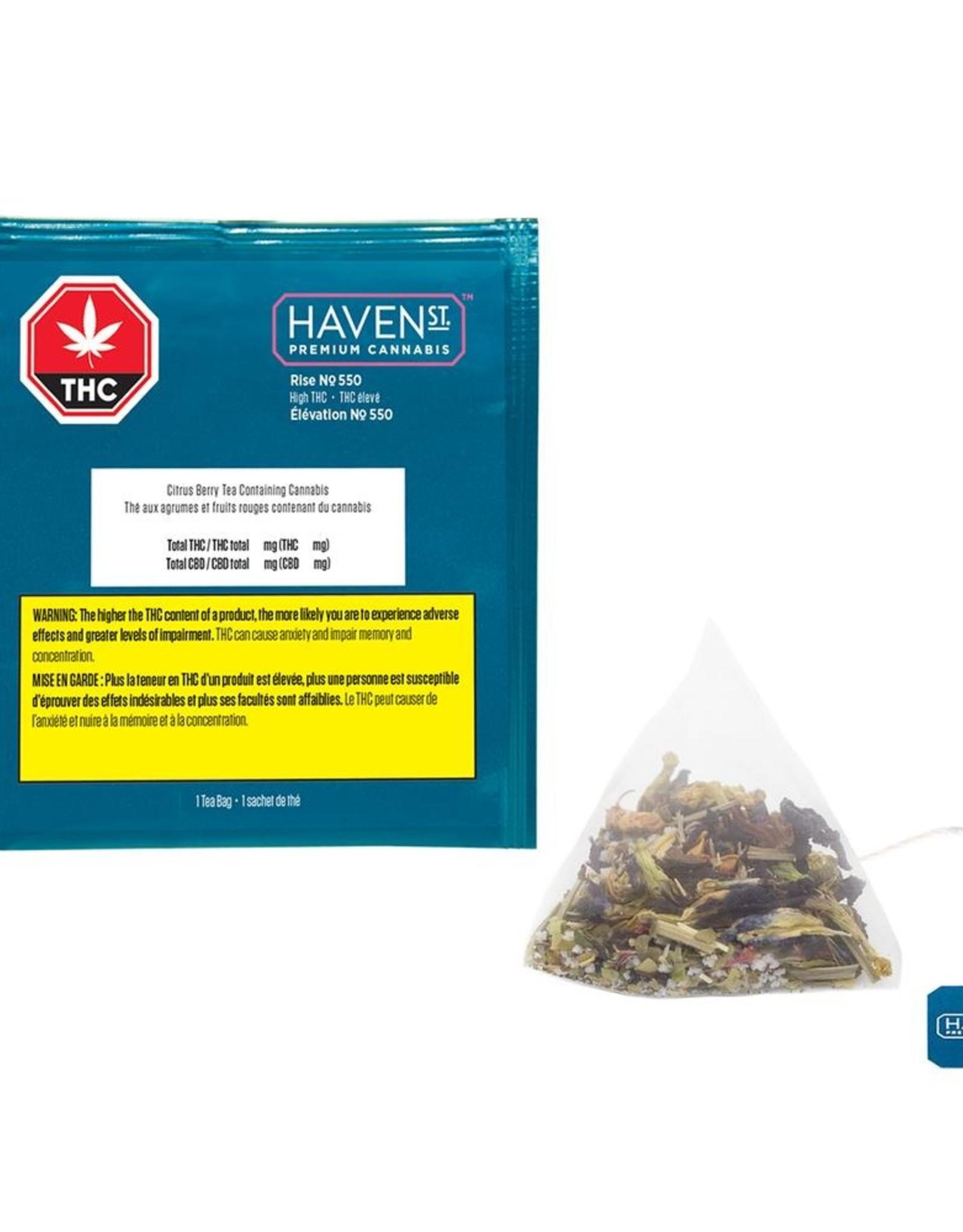 Haven St - No. 550 Rise Tea