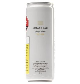 Quartreau Quatreau - Ginger + Lime Drink