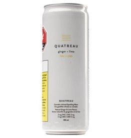 Quatreau Quatreau - Ginger + Lime Drink
