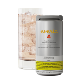 Everie Everie - Mango Passionfruit CBD Sparkling Beverage