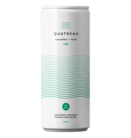 Quartreau Quartreau - Cucumber & Mint Drink