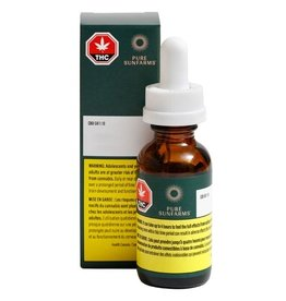 Pure Sunfarms Pure Sun 1:10 CBD Oil 30ml