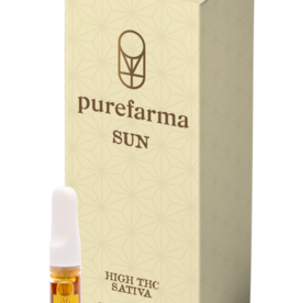 Pure Farma Pure Farma - Sativa Sun - 0.5g 510 Cartridge