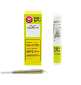Good Supply Good Supply - Dealers Pick Indica 1g Pre-Roll
